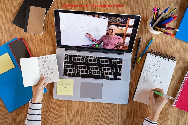 Kelebihan Sistem Pembelajaran Online