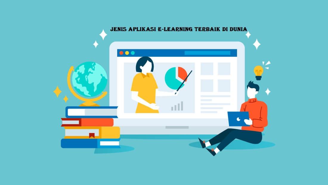 Jenis Aplikasi E-Learning Terbaik di Dunia