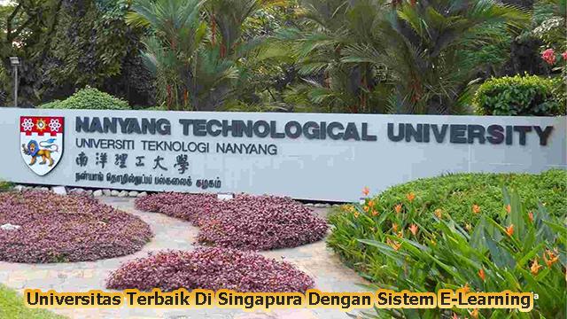 Universitas Terbaik Di Singapura Dengan Sistem E-Learning